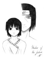 Itachi - Shadow of the Future by LittleElvert