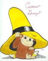 Curious George by Transformersfan4ever