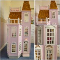 A few more close-ups of Puppen Haus by LittlestSweetShop