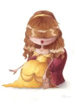Belle by xchrist
