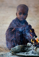 Himba Child by enohla