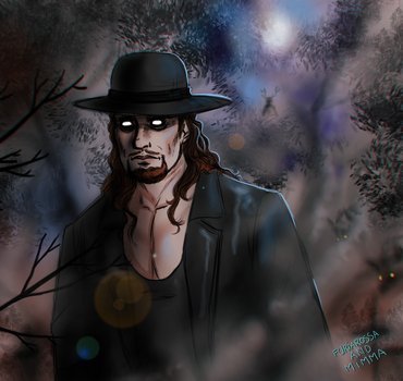 The Undertaker - Tribute to a legend by FuriarossaAndMimma