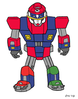 Mobile Suit Mario by Blade-zulah