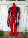 Lady Deadpool Mannequin  by DesignsByFro