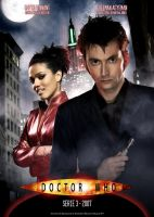 Cover Doctor Who Year 2007 by Slytan