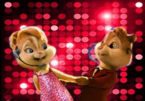 alvin and brittany dance. by alexandrta