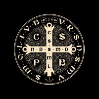 Cross of Holy Father Benedict2 by Godfrid
