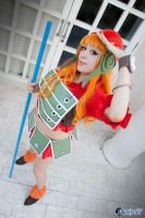 I found a new world. Nami, One piece cosplay. by Giuzzys