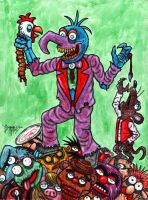 Gonzombie 2 by Dr-Twistid