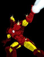 I am Iron Man by samax