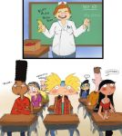 sex ed is funny by limey404