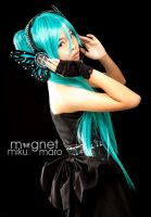 Vocaloid Magnet by hermanstudio