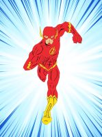 Flash by Wolf2567