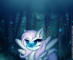 .:Fluttershy don't be shy:. by Gamermac