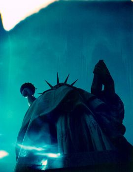 Statue of Liberty by eiknop