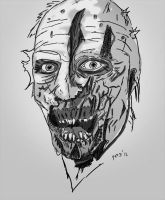Zombies! 02 by resresres