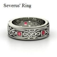 Severus Snape's Wedding Ring. by HPandThe13GirlsPlus1