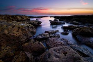 Shelley Beach Rocks1 by HarryZero