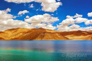 The blue lake by rajatkohli