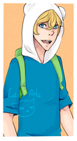 Finn the Human by lainey-lamb