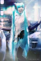 Vocaloid: Rivet by gya-inc