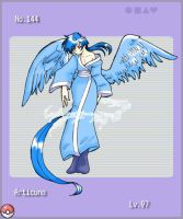 Articuno for PGP by sethron