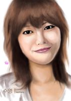 SooYoung  SNSD by SAMPLE2