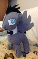 .: Discord Whooves Plushie :. by ASinglePetal