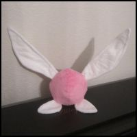 Pink Fairy plushie from Zelda by Miss-Zeldette