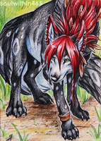 ACEO Eleweth by soulwithin465