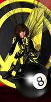 Janet Van Dyne -The Wasp by Sailmaster-Seion