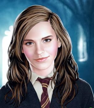 hermione granger 2 by huma-nist