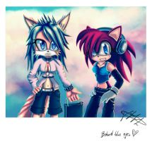 Collab - Behind blue eyes by Dj-Reverberance