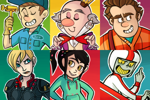 Wir Icons by CrescentMarionette