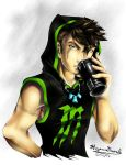 Personify the Monster by Rozen-Guarde