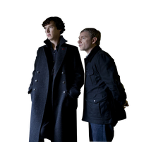 SHERLOCK/JOHN RENDER 02 by moon0727