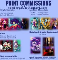 Point Commission Information (CLOSED_ by Tambergal