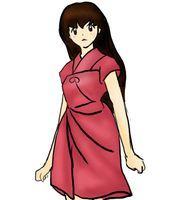 Kagome's Haori, by delight046 by Wolf-Blossom