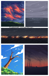 Landscape Thumbs by DeNovember