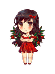 Have a Chibiful Christmas~ by Panakko