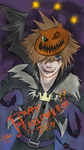 Happy Halloween 2014 !! KH ver by createandshow0407