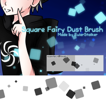 + Square Fairy Dust Brush | For MS5/CSP + by Serket-XXI