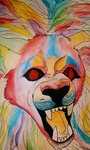 do you see a lion when you look inside of me by trash-punk