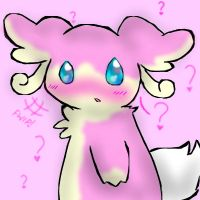 Huh? Audino by Seiishin