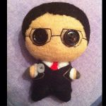 The Evil Within - Joseph Oda Plushie by Jack-O-AllTrades