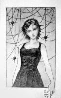 Web of fear by meisarn