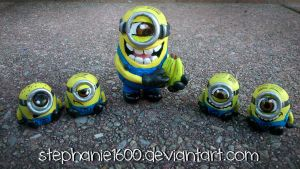 Minions *FOR SALE* 4 Left! by stephanie1600