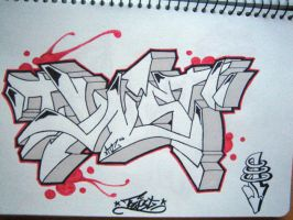 Blackbook Twist Sketch 2 by emilmh