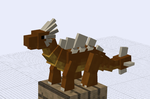 Earth Dragon Minecraft Techne Model by Zed-Harmonia