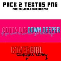 +Pack 2 textos PNG.zip by MyWorldEditionsPsc